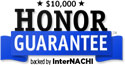 honor guarantee logo